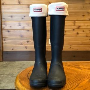 Hunter boots for sale!